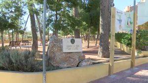 Bigastro restaura su emblemático Parque de la Cruz