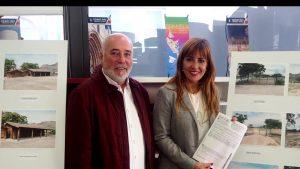 """Turismo presenta el proyecto """"Huerto Turístico Sotos del Río de Orihuela"""" a la candidatura de premio"""