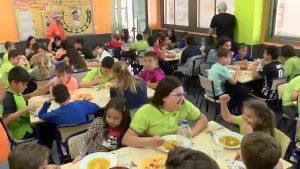 Premio para el colegio de Hurchillo por su apuesta por la alimentación saludable