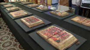 Orihuela acoge una exposición de códices de Beato de Liébana