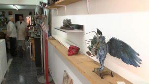 Artistas de toda la Vega Baja abren sus talleres al público