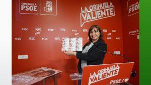 """El PSOE ha presentado hoy su slogan de campaña """"La Orihuela Valiente"""""""
