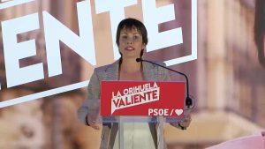 El PSOE oriolano critica el olvido de Hurchillo durante cuatro años
