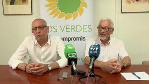 Jose Manuel Dolon y José Hurtado renuncian a su acta de concejal