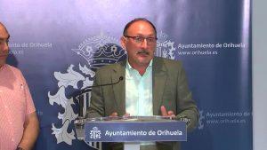 Orihuela mantiene que los lindes con Rafal son los correctos