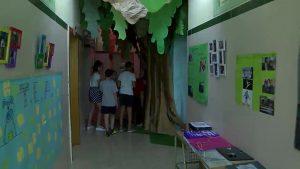 Un colegio de cuento en Granja de Rocamora