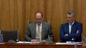 Bascuñana espera mantener la «buena sintonía» con Ciudadanos en la nueva legislatura