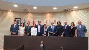 Así es el nuevo equipo de gobierno de Pilar de la Horadada