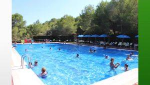 Empieza la temporada de verano en las piscinas municipales de Pilar de la Horadada