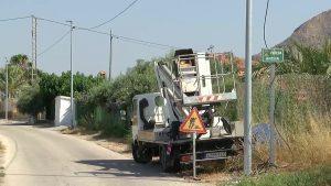 Camino rurales mejor dotados en Redován