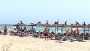 La primera ola de calor del verano llega a la Vega Baja