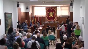El número uno de Cs Callosa renuncia al acta de concejal