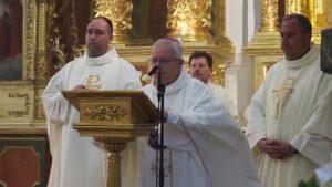 Clausurado el Año Jubilar con motivo del Centenario del Perpetuo Socorro en Almoradí