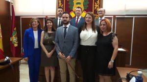 Acuerdo entre PP y Cs para el reparto de concejalías en Callosa de Segura