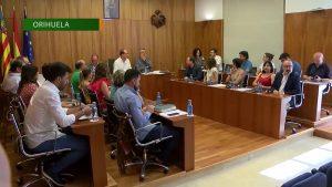 La oposición de Orihuela no aprueba los sueldos