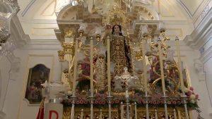 Cox celebra las fiestas en honor a su patrona, la Virgen del Carmen