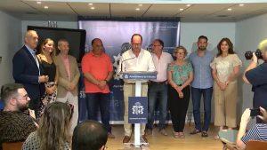 Bascuñana reparte las concejalías entre sus ediles