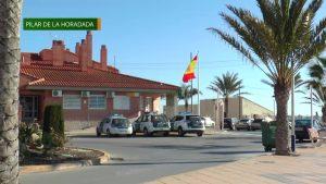 La Guardia Civil detiene en Pilar de la Horadada a un hombre por presunto de tráfico de drogas