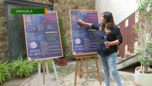 Cultura presenta la programación para despedir el verano en Orihuela