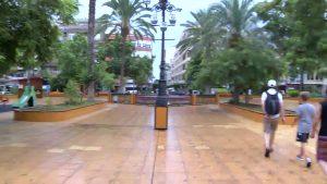 Aviso naranja por lluvias y tormentas en toda la provincia
