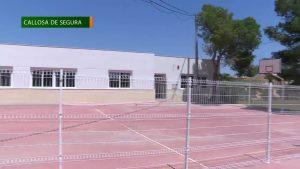 Los alumnos del colegio público de La Callosilla comenzarán el curso en unas nuevas instalaciones