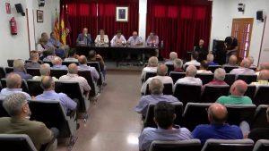 Agricultores y regantes de la Vega Baja expresan su malestar con la CHS