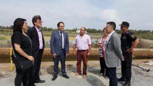 San Fulgencio pide ayuda a la Generalitat para restablecer la normalidad tras las inundaciones