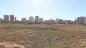 Más cerca del nuevo colegio Dama de Guardamar