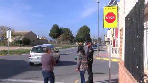 Nueva señalización vertical de tráfico en Almoradí
