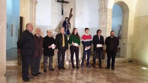 Entregadas las becas de la Hermandad de los Pilares de Ntra. Sra. de la Soledad de Orihuela