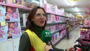Los juguetes: el regalo estrella para los niños que se han portado bien