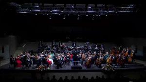 Elegancia, profesionalidad y emoción en el concierto de Año Nuevo-Reyes de la OST