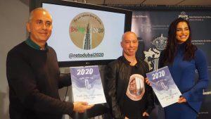 Un reto de 2.500km en bicicleta hasta Dubai recaudará fondos para la Fundación de San José Obrero