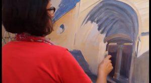 Éxito de participación en el II Concurso de Pintura Rápida del Casco Histórico de Orihuela