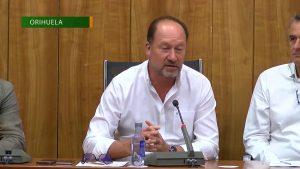 Sanidad envía a la fiscalía la documentación sobre la vida laboral de Bascuñana entre 2007 y 2013