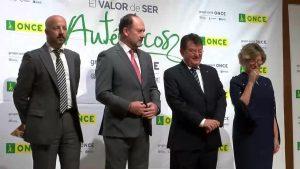 Vicente José Vázquez toma posesión de su cargo como nuevo director de la ONCE