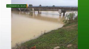 Incidencias en distintos puntos de la comarca como consecuencia de las lluvias