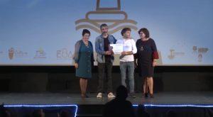 El cortometraje «La Guarida», gran ganadora de Cortopilar 2018