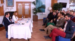 PP y PSOE en la provincia contra la decisión del Ministerio de reducir el agua trasvasada al Segura