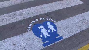 Almoradí estrena rutas seguras para caminar hacia los colegios