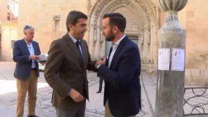 Diputación se compromete a apoyar la construcción de la nueva jefatura de policía de Callosa