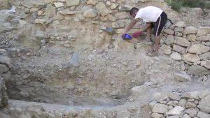 Las laderas del castillo de Callosa podrían ser uno de los asentamientos más antiguos de la CV