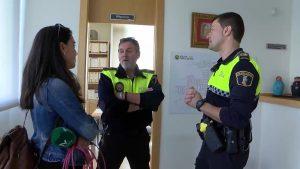 La Policía Local de Albatera incorpora la pistola táser a su trabajo diario de patrulla