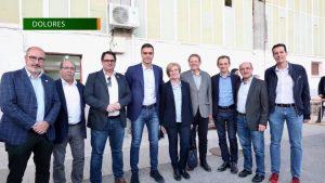 Alcaldes socialistas de la VB trasladan reivindicaciones al gobierno de España