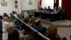 Jornada con expertos para acercar la evolución de la comarca a través de las inundaciones