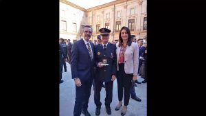 Todo el cuerpo de Policía Local de Pilar de la Horadada recibe la felicitación de la Generalitat