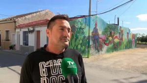 """""""La Replaseta"""" de Catral actúa para mejorar las condiciones que presenta el barrio Sta. Águeda"""