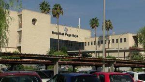 El PP de Orihuela critica «el recorte de casi 11 millones de euros de GV para el Hospital Vega Baja»