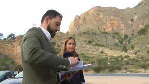 Los populares critican la inacción de la Generalitat en la sierra de Orihuela