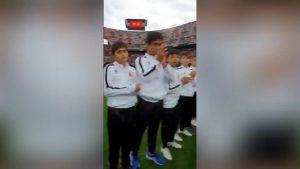 El Valencia CF recauda más de 7.000 euros para reconstruir las instalaciones deportivas de Benferri